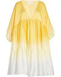 Anaak Airi Mini Dress - Yellow