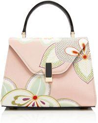 Valextra - Mini Iside Kimono Bag - Lyst
