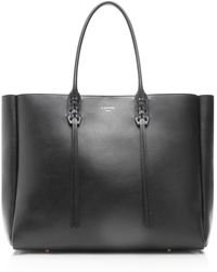 Lanvin - Leather Tote - Lyst