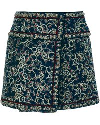 Étoile Isabel Marant - Hanon Mini Skirt - Lyst