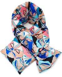 Emilio Pucci - Quilted Silk Stole - Lyst