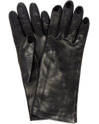 Acne Studios Aimee Gloves - Black