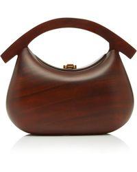 Rocio Miya Handbag - Brown