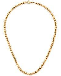 Adina Reyter 14k Yellow Gold Ball-chain Necklace