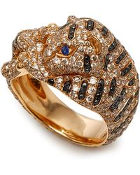 Sidney Garber - Kitty Kat Ring - Lyst