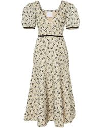 Markarian Texas Bluebonnet Dress - Multicolour