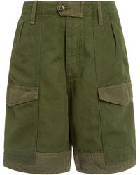 Citizens of Humanity Lily High-rise Surplus Short - Green