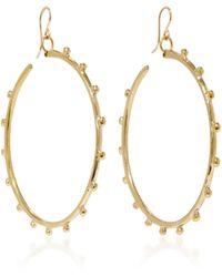 Ashley Pittman | Teli Bronze Earrings | Lyst
