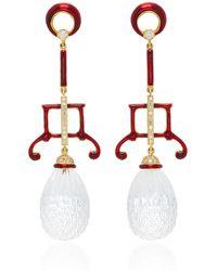 Hanut Singh - One-of-a-kind Indochine Earrings - Lyst
