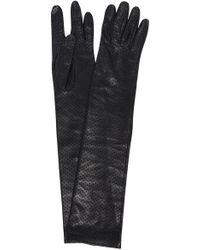Acne Studios - Arlette Gloves - Lyst