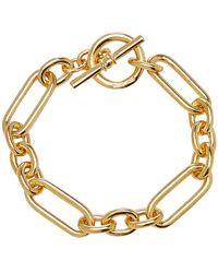 Ben-Amun Gold-plated Bracelet - Metallic