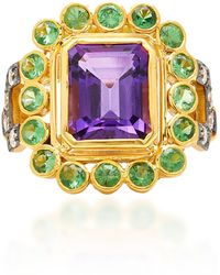 Holly Dyment - One-of-a-kind Empress Amethyst Ring - Lyst