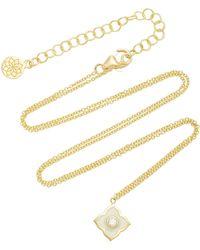 Amrapali - Panashri 18k Gold And Diamond Necklace - Lyst