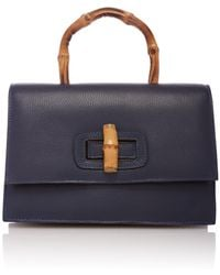 Glorinha Paranagua - Bisa Leather Bag - Lyst
