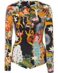Chufy Puquy Printed One-piece Swimsuit - Multicolor