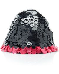 Marni - Paillette Bucket Hat - Lyst