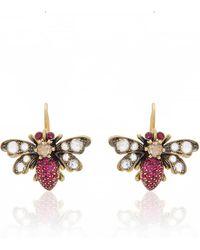 Sylva & Cie - Bee Earrings - Lyst