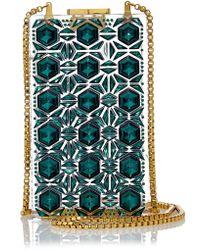 c969b9b28b4f Givenchy Micro Pandora Plexiglass Box Bag in Orange - Lyst
