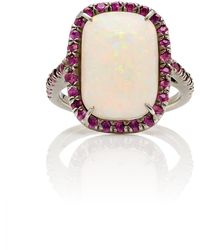 Kimberly Mcdonald | One-of-a-kind Coober Pedy Opal Ring | Lyst