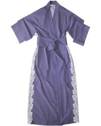 LFrank Lingerie - Asteria Kimono - Lyst