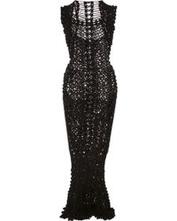 Helen Rödel - Penelope Mermaid Crochet Dress - Lyst