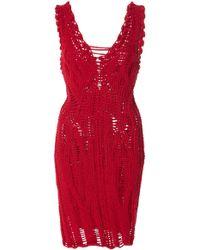 Helen Rödel - Néctar Crochet Dress - Lyst