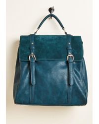 ModCloth - Stop, Rock, And Roll Convertible Bag - Lyst