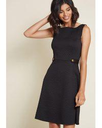 ModCloth - Sixties Signature A-line Dress - Lyst