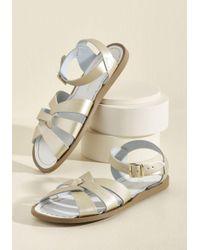 Salt Water - Salt Water Leather Sandal - Lyst