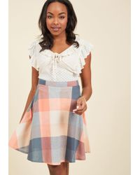 Mata Traders - Up To So Good A-line Skirt - Lyst