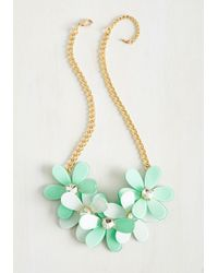 Cara - Striking Your Fancy Necklace - Lyst