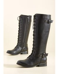 Wanted Shoes - By Land, Sea, Or Flair Boot - Lyst