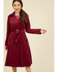Collectif Clothing - Layer On The Luxury Trench - Lyst