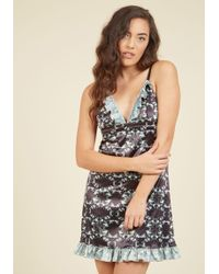 Shark Tm - Just Came To Say Mellow Nightgown - Lyst