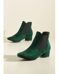 N.y.l.a. - Get Up And Go-go Bootie In Pine - Lyst