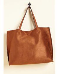 Triple 7 - Get The Cargo-ahead Bag In Cognac - Lyst