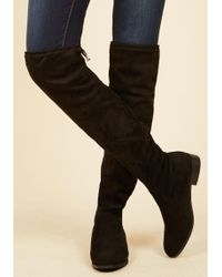 Wanted Shoes - You Got What I Knee Boot - Lyst