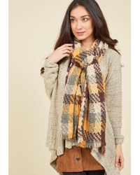 Ana Accessories Inc | Cafe Conversations Scarf | Lyst