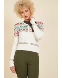 Banned - That's Holly She Wrote Cardigan - Lyst