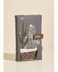 Disaster Designs - Stop By And Say Aloe Travel Wallet - Lyst