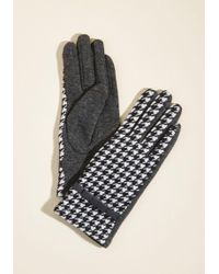 ModCloth - Charmed Communication Texting Gloves - Lyst