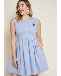 Emily and Fin - Daytrip Darling A-line Dress - Lyst
