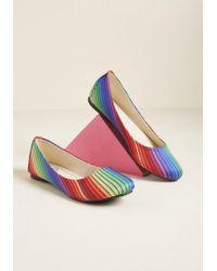 T.U.K. - My Significant Color Ballet Flat - Lyst