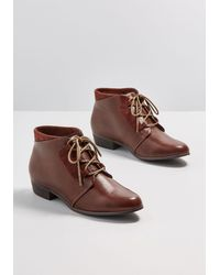 Chelsea Crew Design-minded Ankle Boot - Brown