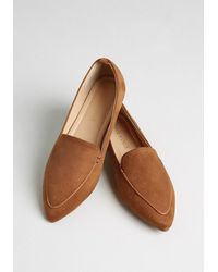ModCloth Instant Approval Loafers - Brown