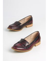 ModCloth Only A Dapper Of Time Loafers - Multicolor