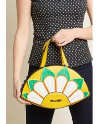 Banned - Here Comes The Sunflower Handbag - Lyst