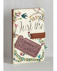 Disaster Designs - Girl Meets Voyage Travel Wallet - Lyst