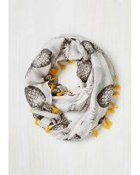 Ana Accessories Inc - Hot Off The Juice Press Scarf - Lyst