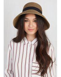 Jeanne Simmons Accessories - Cloche Quarters Hat - Lyst